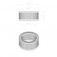 Mann & Hummel 4503355135 alternative air filter