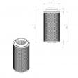 Atlas Copco 1613740800 alternative air filter