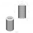 Power System 480024 alternative air filter