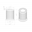 Bottarini 221090 alternative separator